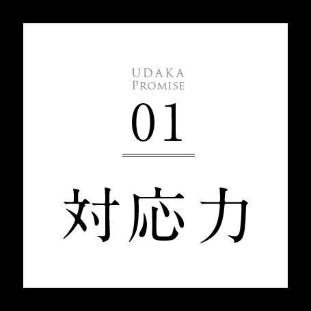 01 対応力